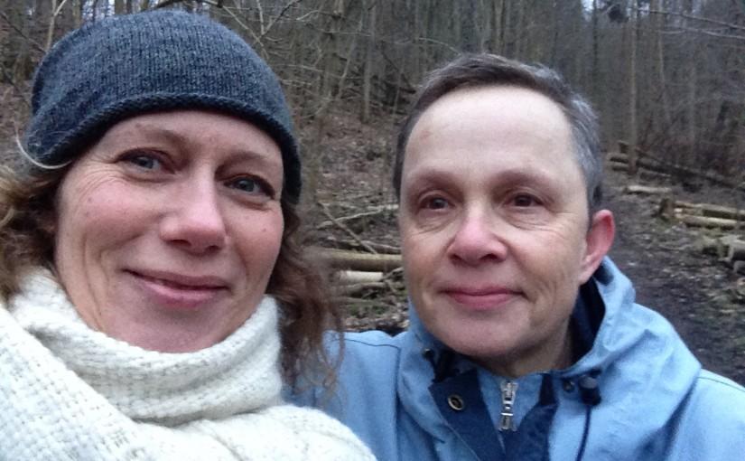 En samtale om fordybelse, relationer, Danmark og om at spontansludre